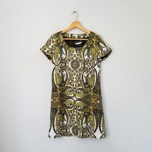 See By Chloe Paisley Shift Dress